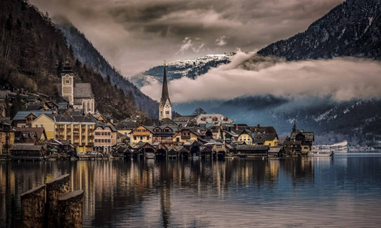 Fairytale destinations Austria