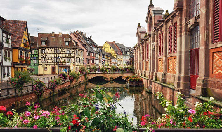 Fairytale destinations Colmar