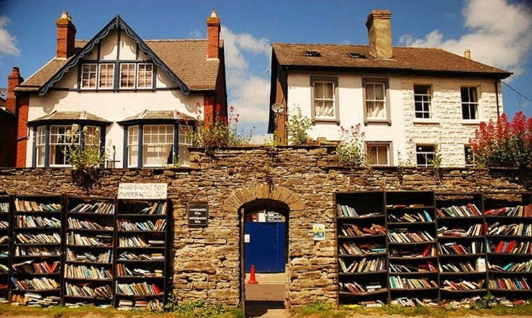 Hay-on-Wye fairytale destinations