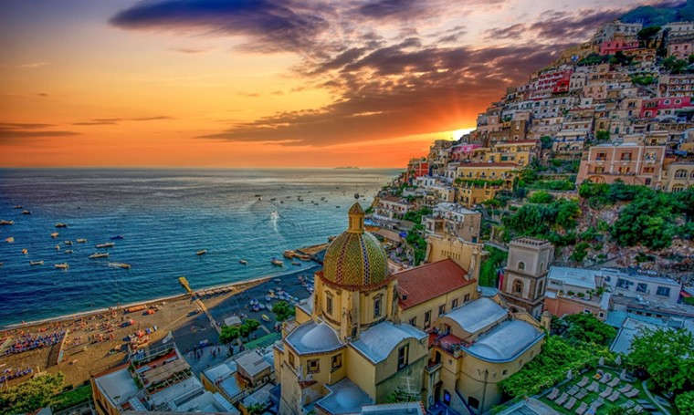 Positano fairytale destinations