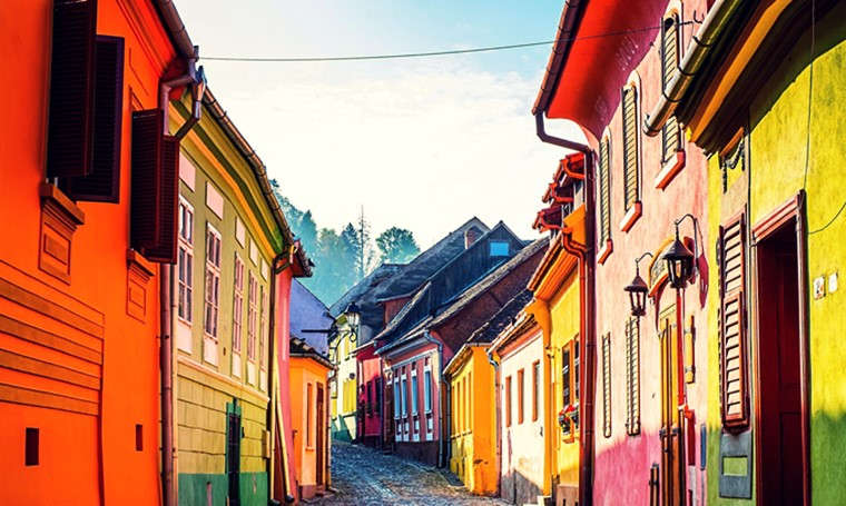 Sighisoara fairytale destinations