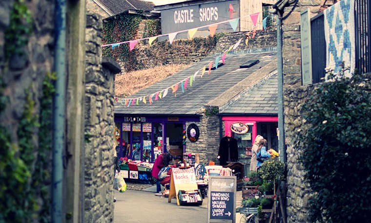 hay-on-wye wales fairytale destinations