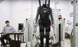 Virtual Reality helps paraplegics