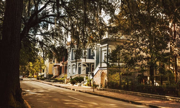 savannah fairytale destinations